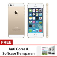 Apple Iphone 5s - 16gb Gold Original Garansi 1 Tahun