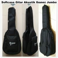 Tas Gitar Akustik / Softcase Gitar Akustik Ibanez Jumbo