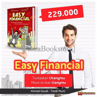 Buku Bisnis Easy Financial | Ahza Bookstore