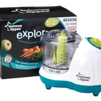 Tommee Tippee Closer to Nature Explora Baby Food Blender