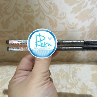 Jual [ PENCIL ] WATERPROOF EYEBROW PENCIL 2 in 1  / PENSIL ALIS EITY EIGHT Murah