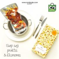 Jual RENDANG KU Daging Sapi Premium 1/2 Kg Murah