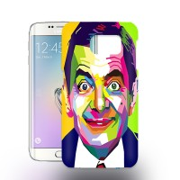 Mr Bean Samsung Galaxy S6 S6 edge Custom Case