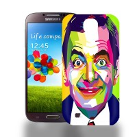 Mr Bean Samsung Galaxy S4 Custom Case