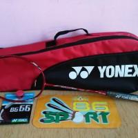 Raket badminton original yonex carbonex 8000 limited