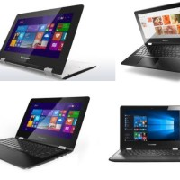 Lenovo Yoga 310 # N3350 11touch 1TB win10 !!