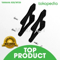 harga Raiser Footstep Yamaha R25 Mt25 Extra Tinggi Racing Position Foot Step Tokopedia.com