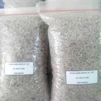 pasir silica kasar / silica sand / pasir silica / filter air / pasir