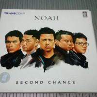 CD Noah Second Chance