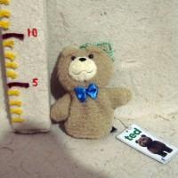Boneka Ted Original Japan With Tie Boneka Jari Finger Doll