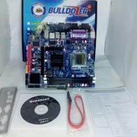 Motherboard Bulldozer G31b-lz Sock 775 DDR 2