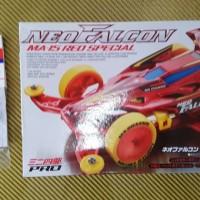 TAMIYA NEO FALCON RED SPC + ROLLER DRAGON 13/12