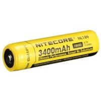 NITECORE 18650 Rechargeable Li-ion Battery 3400mAh 3.7V