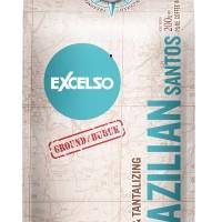 Excelso Brazilian Santos Coffee 200 gram