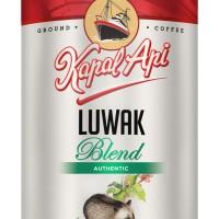 Kapal Api Luwak Blend Coffee 200 gram