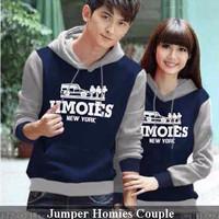 Jumper Couple Terbaru | Fashion Couple Keren | Homies
