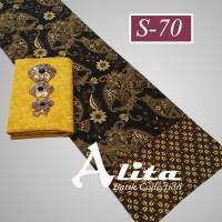 Jual Kain Batik Pekalongan murah berkualitas dan Embos Best Seller S 70 Murah