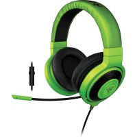 Razer Kraken Pro 2015 - Analog Gaming Headset ( Black/ White/ Green )