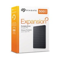 External Hardisk Seagate 500gb