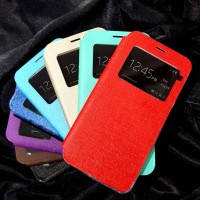 Samsung Z2 Tizen UME Flip Case Cover Flipcover Flipcase Aksesoris