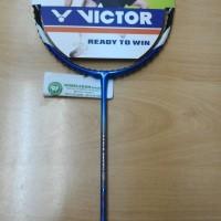 Raket Badminton / Bulutangkis VICTOR BRAVE SWORD 12 OC BLUE