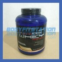Ultimate Prostar 100% Whey Protein 5.28 Lbs / 100 5 5lb lb pro star un