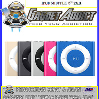 harga iPod Shuffle 2GB 5th gen Tokopedia.com