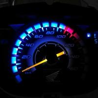 Speedometer Supra X 125 Modifikasi