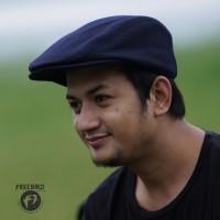 FREEBIRD FLATCAP DARK BLUE / NEWSBOY NAVY / TOPI PELUKIS BIRU