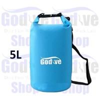 Alat Selam Godive Snorkeling Diving Water-Proof Dry Bag 5L B-003