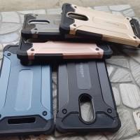 Xiaomi Redmi 3 3X Case Spigen Iron Tech Armor Hardcase Casing Hp