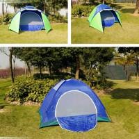 Jual Tenda Gunung 3 4 Orang Person Double Layer Camping Outdoor SY-12 3P 4P Murah