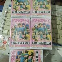 Nendoroid Petit Set 5PCS Hatsune Miku Vocaloid Series by GoodSmile KWS
