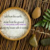 Jual Sea Salt / Garam Laut Energi (Cleanse Negative Aura) Murah