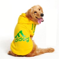 Baju Kaos Mantel Jaket Jumpsuit Adidog Anjing Besar Large Dog