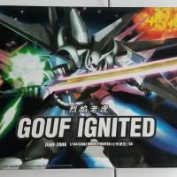 HG 1/144 Gouf Ignited HONGLI
