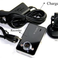 "Kamera mobil FULL HD 1080P 2,4"" K6000 car dvr camcorder video camera"