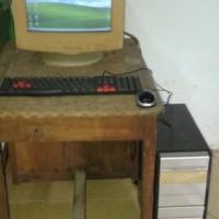 Sepaket komputer .cpu dan monitor banyuwangi siliragung