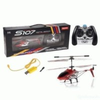 SYMA S107 Metal 3 Ch Channel RC Helicopter, Remote Control Helicop