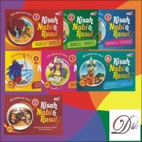 1 Set Serial Kisah Nabi Dan Rasul -7 Jilid (Buku Cerita Anak Islam)