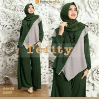 Setelan Kulot - Tefiti Hijab