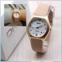 best seller!! jam tangan Dkny wanita / jtr 739 cream