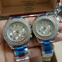 Jam Tangan Pasangan / Jam Tangan Rolex Couple Murah