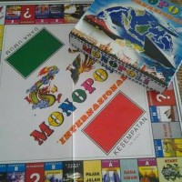 Jual monopoli international Murah