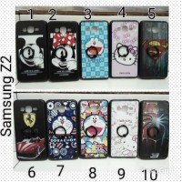 SOFT CASE with IRING Samsung Galaxy Z2 / Samsung Z 2 / Case Ring