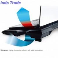 Cooler Master Notepal X3 Silent Fan Laptop Cooling Fan - Black