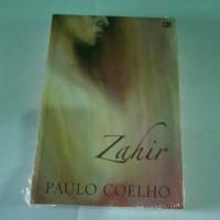 The Zahir (Cover Baru)- Paulo Coelho