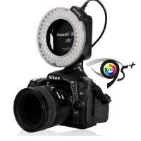Aputure Amaran Halo AHL-HN100 CRI 95+ LED Macro Ring Flash for Nikon