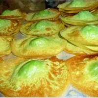 Wajan Besi Kue Ape / serabi Jakarta makanan / pancake khas nya betawi