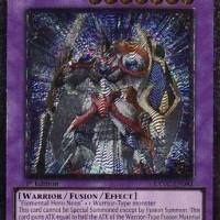Kartu Yugioh Elemental Hero Neos Knight [Ultimate Rare]